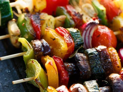 recettes de cuisine de noel brochettes de légumes recette de brochettes de légumes