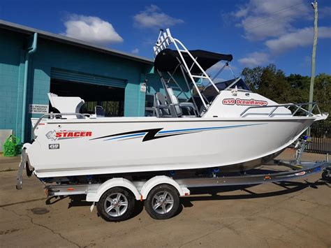 Stacer Ranger Boats For Sale by Fishing Boats For Sale New And Used Boats And Outboards