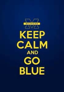 Michigan Football Go Blue