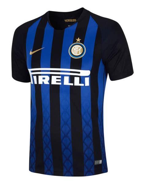 Inter Milan 2018-19 Home Kit