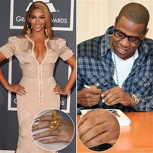 did beyonce remove her jay z wedding ring tattoo 9 life With jay z wedding ring