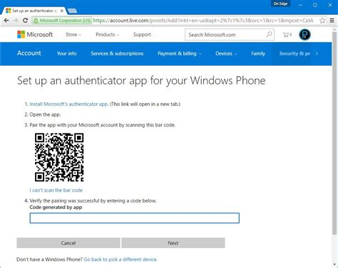 how to set up two step verification on your outlook and microsoft accounts windows central