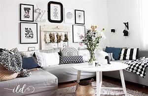 Dekoration Für Wohnzimmer : meine trends 2017 f r ein wohnzimmer im vintage boho look mit frischen blumen ich liebe deko ~ Udekor.club Haus und Dekorationen