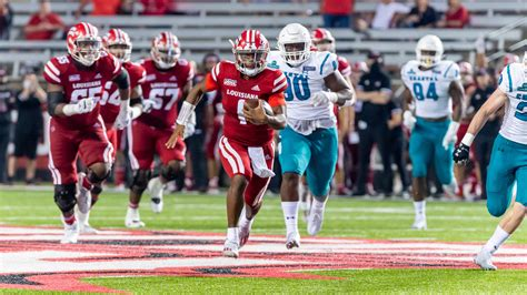 Louisiana football: Napier likes how UL QB Levi Levi Lewis ...