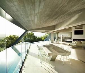 Interieur Maison Futuriste