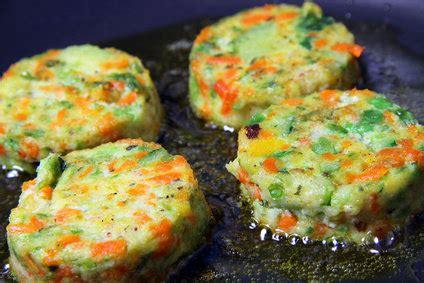 galette de legumes recette cuisson ingredients