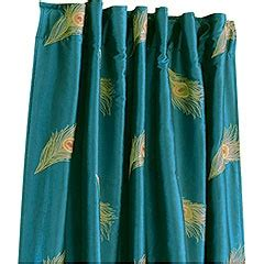 Pier 1 Imports Peacock Curtains by Pier 1 Imports Curtain Panel Peacock Everything