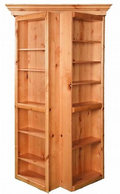 Door Bookshelf Murphy Hidden Doors Secret Bookcase