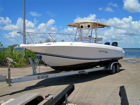 Donzi Boat Gear by 1999 Donzi 30 Zf Offshore Fishing Detail Classifieds