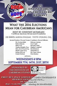 SOCA DE VOTE – Caribbean American Elected Officials ...