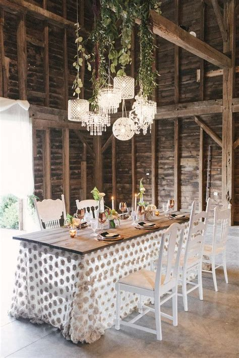 rustic wedding decor styling  hudson valley vintage