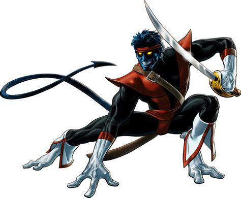 Pin de Neal Scearce em Marvel Faves- Nightcrawler | Noturno