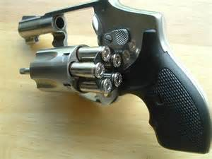 Smith and Wesson 940 9Mm Revolver
