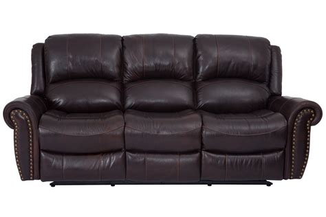 Leather Recliner Sofa And Loveseat by Westland Leather Reclining Sofa At Gardner White