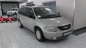 Chrysler Grand Voyager 3.3 2003 Technical specifications ...