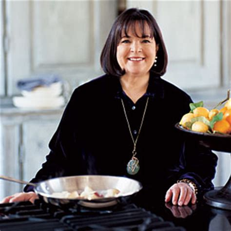 Table Talk With Ina Garten  Cooking Light