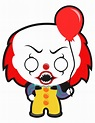Pennywise from Stephen King's It. Still one of the ...