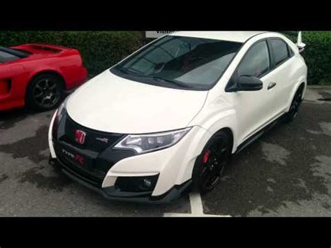 honda civic type r fk2 honda civic type r fk2 pre production model