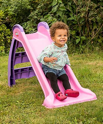 tike swing and slide tikes slide pink purple swings slides