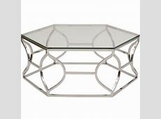 Coffee Tables Ideas unique hexagonal coffee table with