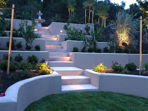 97+ Backyard Landscaping Ideas With Slope Gorgeous