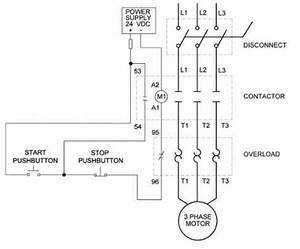 overload relays contactors overloads product guides With phase motor wiring diagrams as well 3 phase motor wiring
