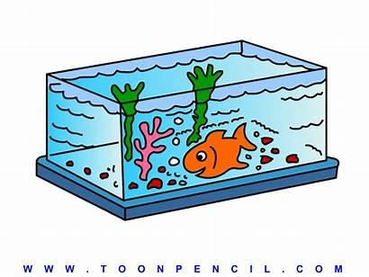 Fish Tank Clipart Clip Aquarium Cliparts Many