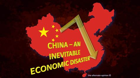 CHINA – AN INEVITABLE ECONOMIC DISASTER - Kreately
