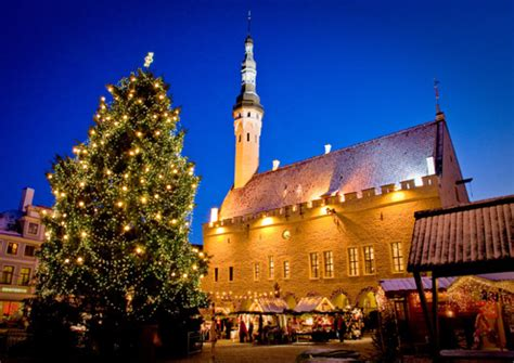 tallinn christmas market   europes finest world
