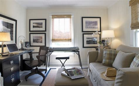 coastal cottage eclectic home office wilmington  austin rese llc