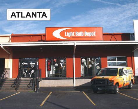 light bulb depot atlanta location