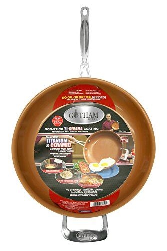 gotham steel  piece kitchen essentials set  nonstick