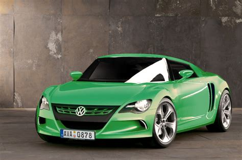 volkswagen mid engine sports coupe news gallery top speed