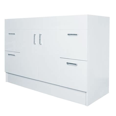 Flat Pack Laundry Cupboards Bunnings by Flatpack 1200mm Allana Freestanding Vanity I N 4843942