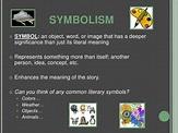 Symbolism, Imagery, and Figurative Language