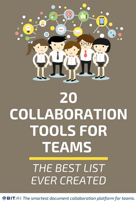 Best Collaboration Tool 20 Best Collaboration Tools For 2018 Updated List Bit