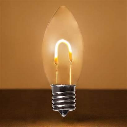 Led C9 Bulb Bulbs Christmas Warm Replacement