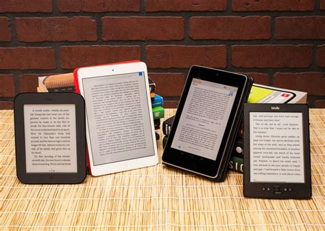 Which E-book Reader Should You