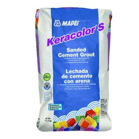 mapei pewter grout mapei keracolor 25 lb pewter sanded grout 20225 the home depot