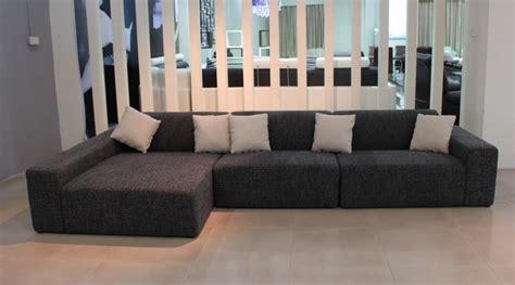 canapé tissu contemporain canape d angle tissus salon vanda canape