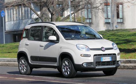 Volante Panda 4x4 Prova Fiat Panda 4x4 Scheda Tecnica Opinioni E Dimensioni