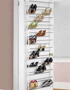 Idee Rangement Chaussure : range chaussures 15 astuces de rangements de chaussures qui changent elle d coration ~ Teatrodelosmanantiales.com Idées de Décoration