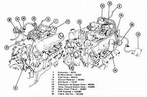 I Need A Vacuum Line Diagram For A 1976 Mercury Capri 2 8l