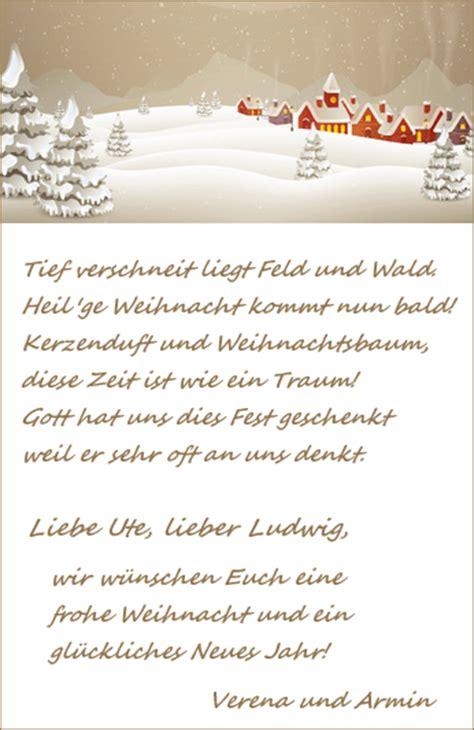 weihnachtsgruesse mit einem weihnachtsgedicht