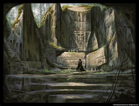 Some Skyrim Concept Art Revealed By Bethesda Capsule