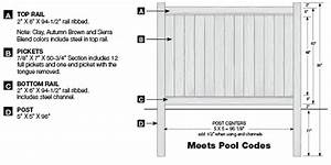Arbor Blend Chesterfield Certagrain Vinyl Fence