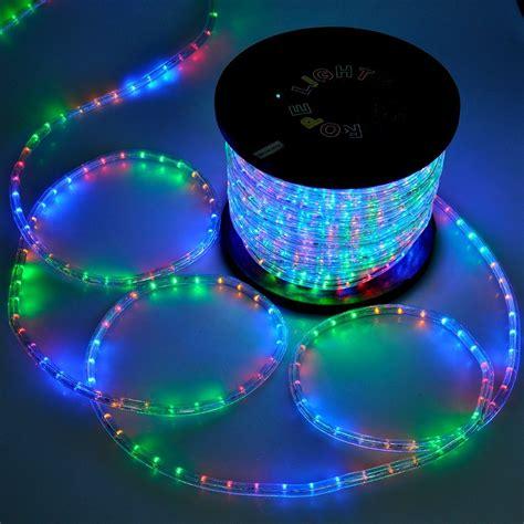 of 50 100 150 ft 110v led light rope string outdoor tree 50 100 150 300ft led rope light 110v home Best