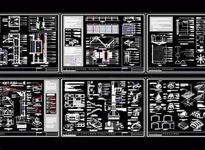 Lift Details Dwg Plan For Autocad  U2013 Designs Cad