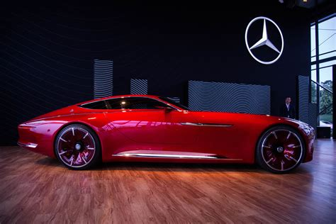 Maybach Concept Car by Vision Mercedes Maybach 6 Coupe Concept 11