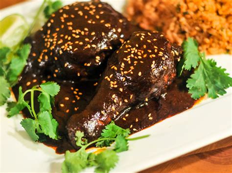 best cuisine mole poblano sauced serious eats